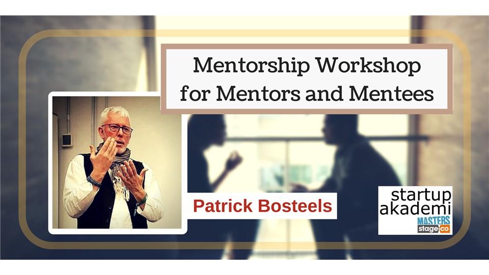 Startup Mentorship Training