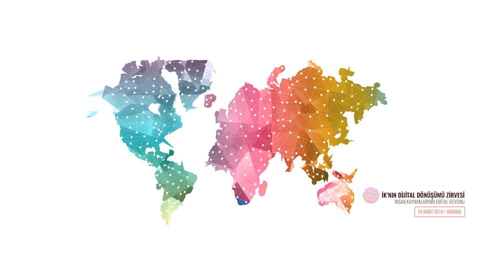 İnsan Kaynaklarının Dijital Dönüşümü Zirvesi