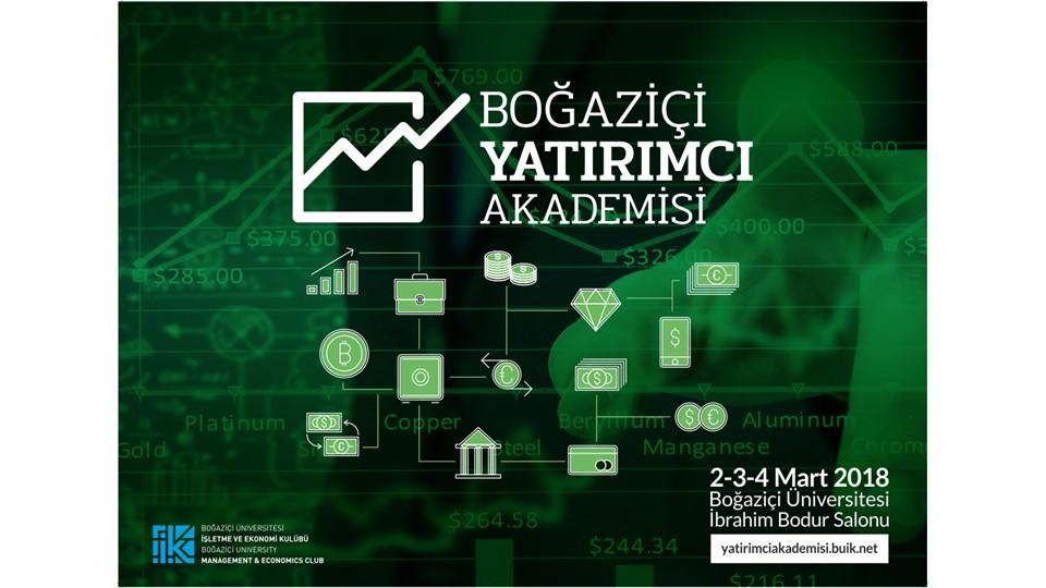 Boğaziçi Yatırımcı Akademisi