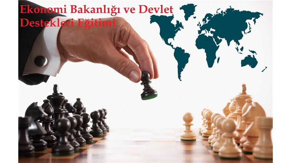 Ekonomi Bakanlığı Teşvikleri Uygulama Eğitimi