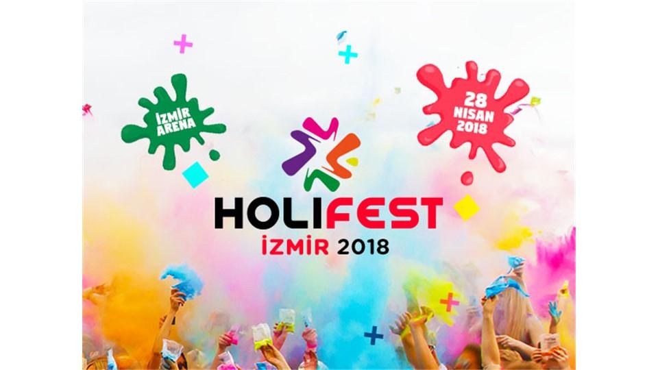 Holifest İzmir 2018