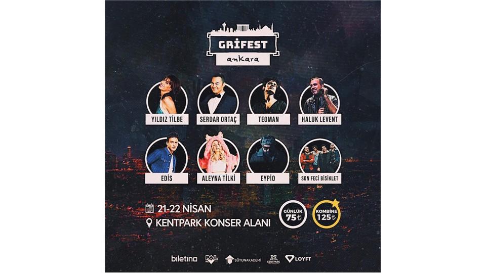 GriFest Ankara 2018