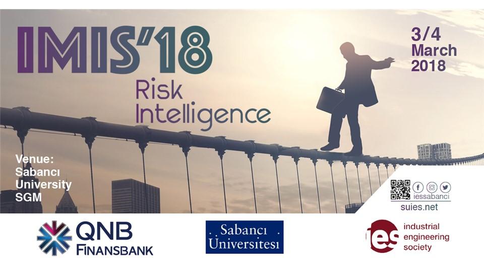 IMIS'18 RISK INTELLIGENCE