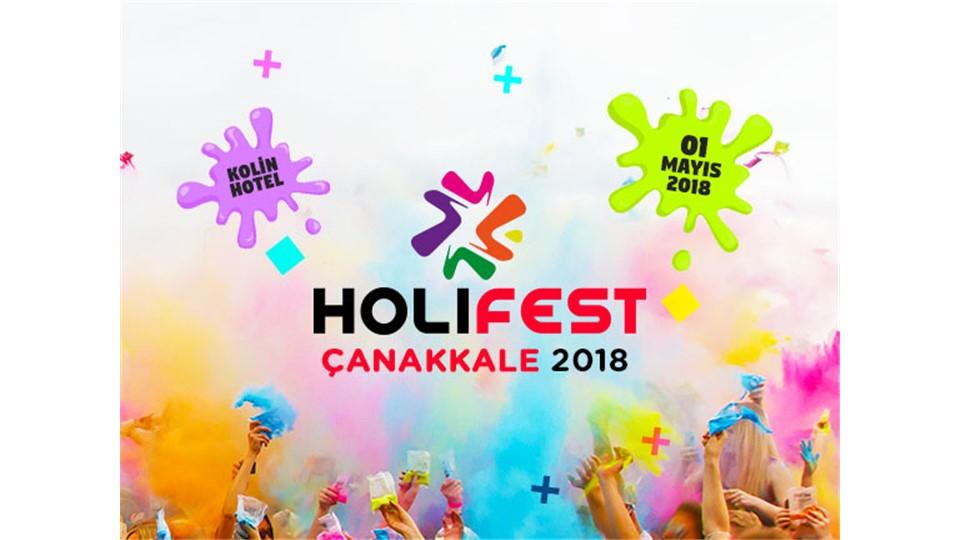 Holifest Çanakkale 2018
