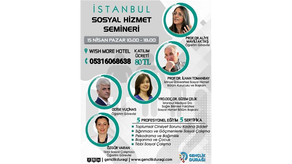 İstanbul Sosyal Hizmet Semineri