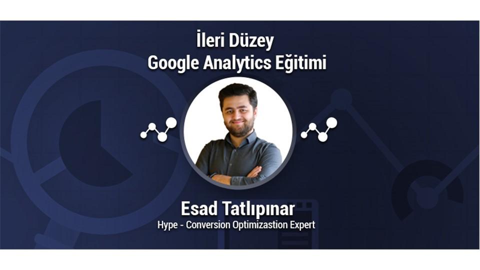 İleri Düzey Google Analytics Eğitimi (İndirimli 599₺)
