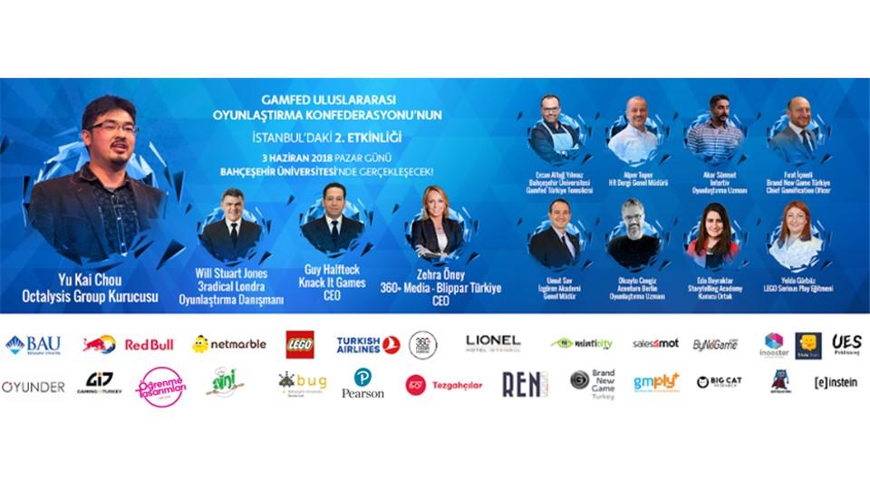 Gamfed Istanbul - Dünya Oyunlaştırma Federasyonu 2.Türkiye Konferansı (gamfedturkey.com)