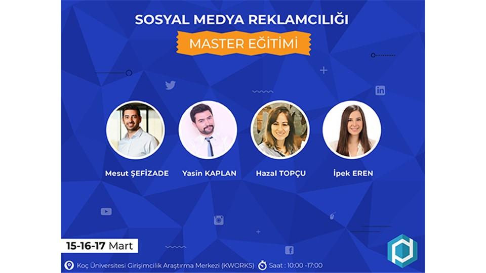 Sosyal Medya Reklamcılığı Master Eğitimi
