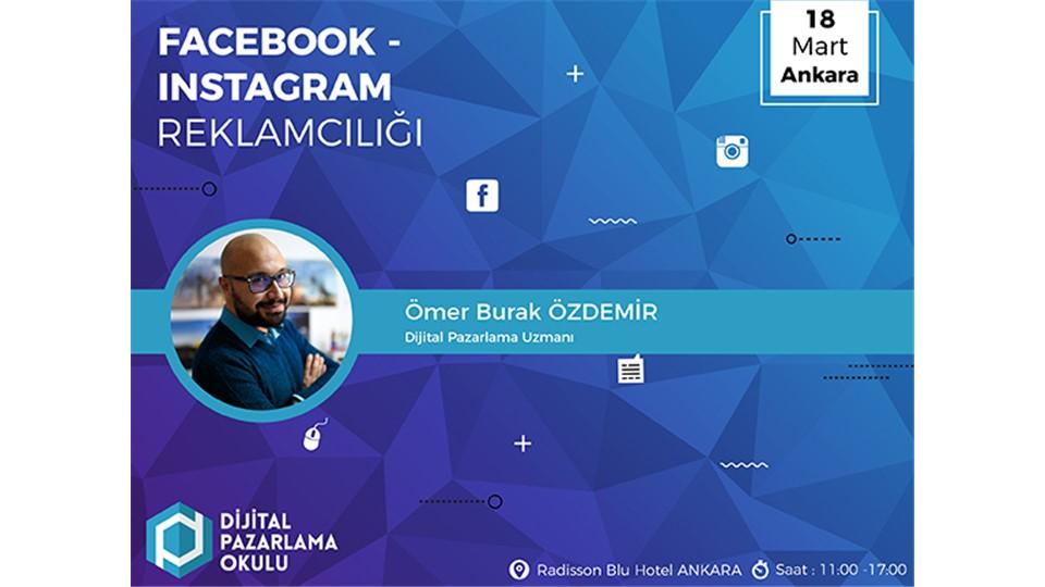 Facebook & Instagram Reklamcılığı Eğitimi [ANKARA]