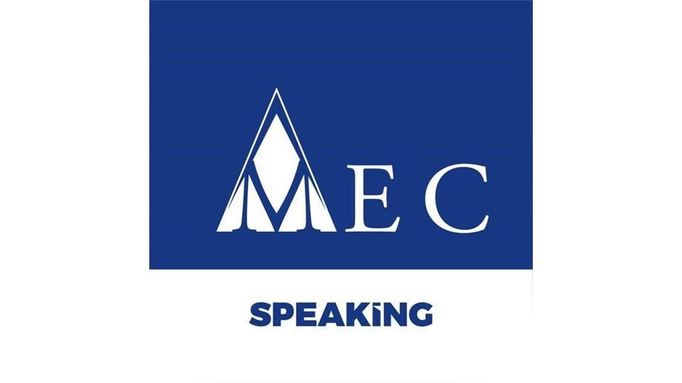MEC SPEAKING ORIENTATION
