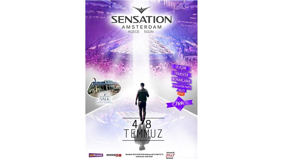 Sensation Amsterdam
