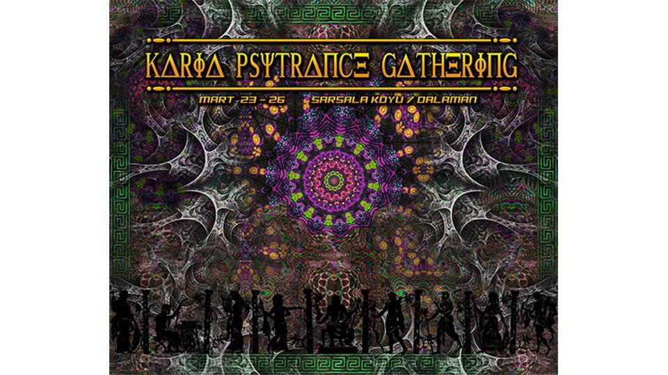 Karia Psytrance Music Gathering - Sarsala Koyu
