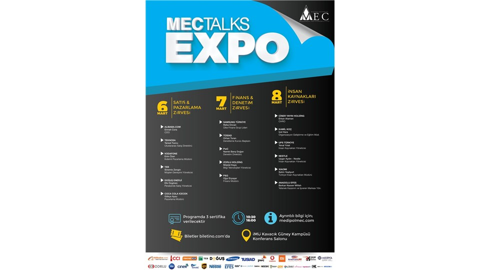 MECTALKS EXPO
