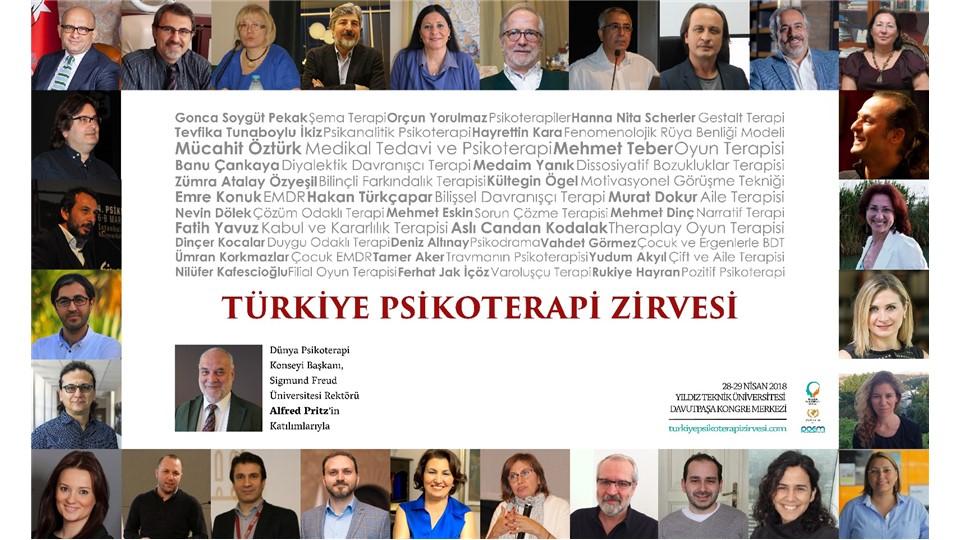 Türkiye Psikoterapi Zirvesi (ÜCRETLİDİR)