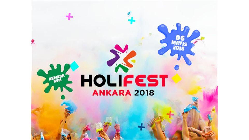 Holifest Ankara 2018