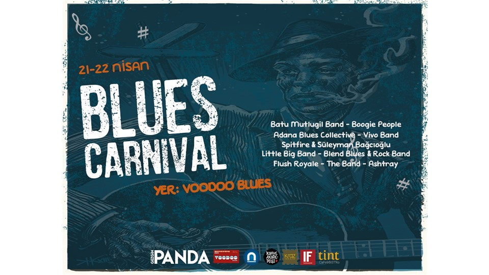 Blues Carnival | Ankara