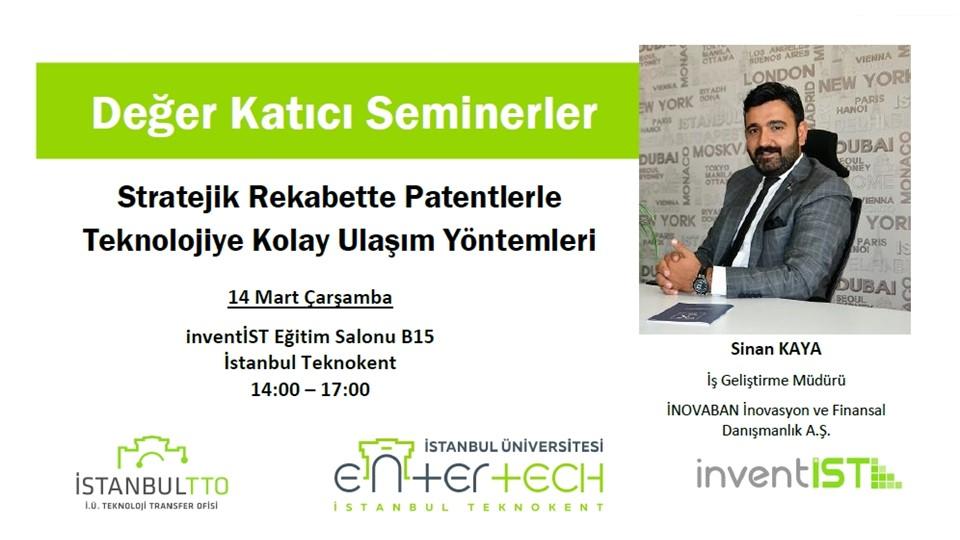 Stratejik Rekabette Patentlerle Teknolojiye Kolay Ulaşım Yöntemleri