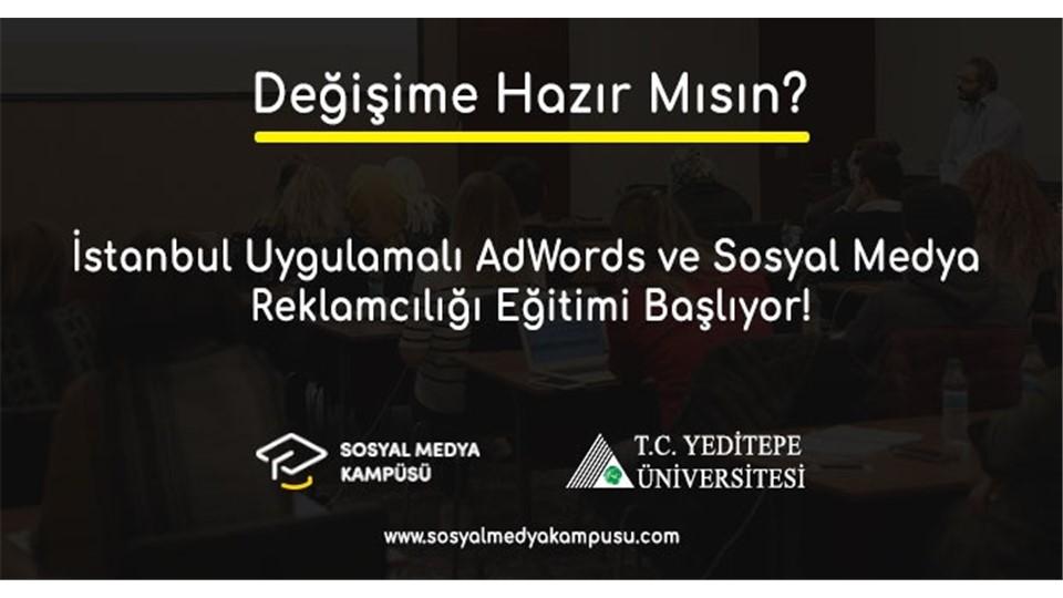 Uygulamalı Adwords ve Sosyal Medya Reklamcılığı Eğitimi