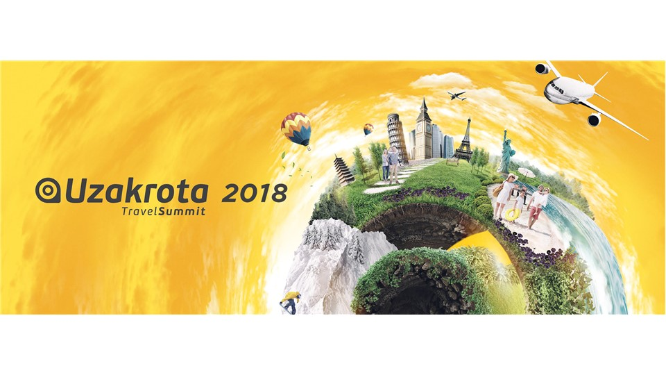 Uzakrota Travel Summit'18