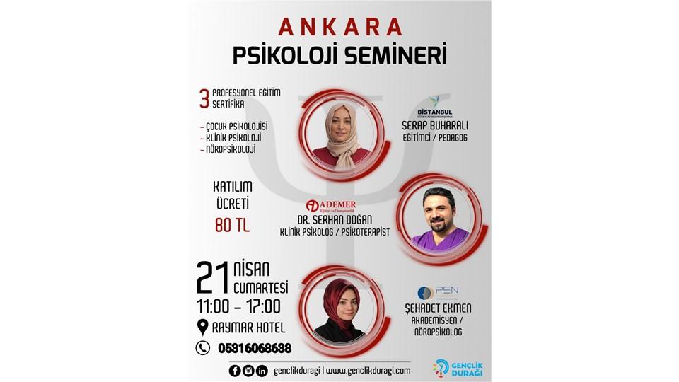Ankara Psikoloji Semineri