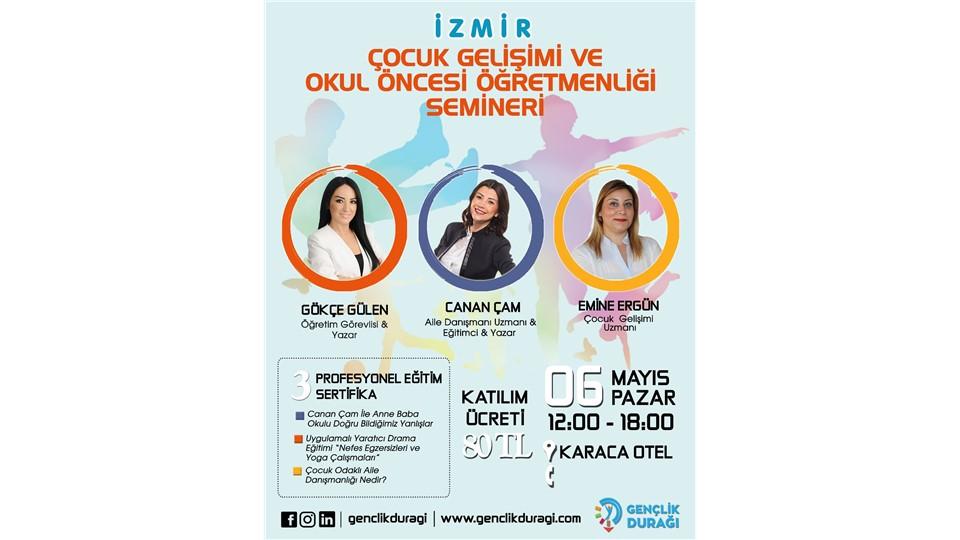 İzmir Çocuk Gelişimi ve Okul Öncesi Öğretmenliği