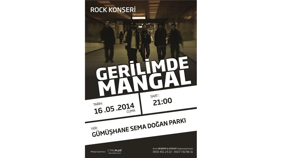 GerilimdeMangal - Gümüşhane Konseri