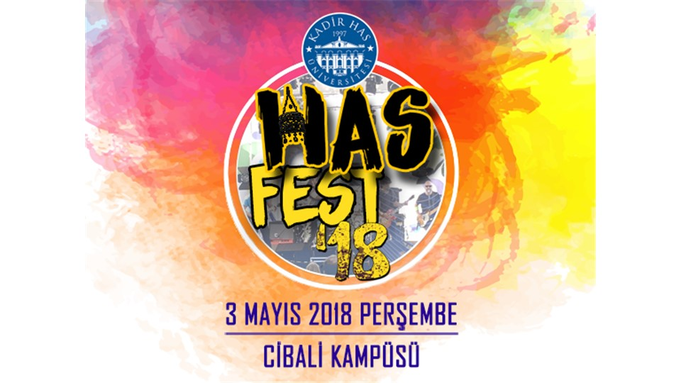 Has Fest 2018 Bahar Şenliği