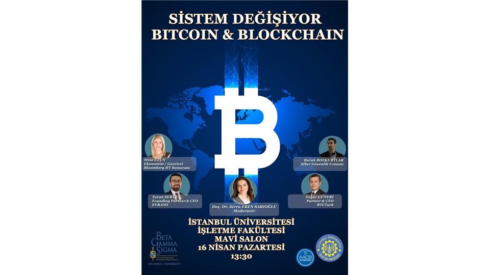 Sistem degisiyor:Bitcoin and Blockchain