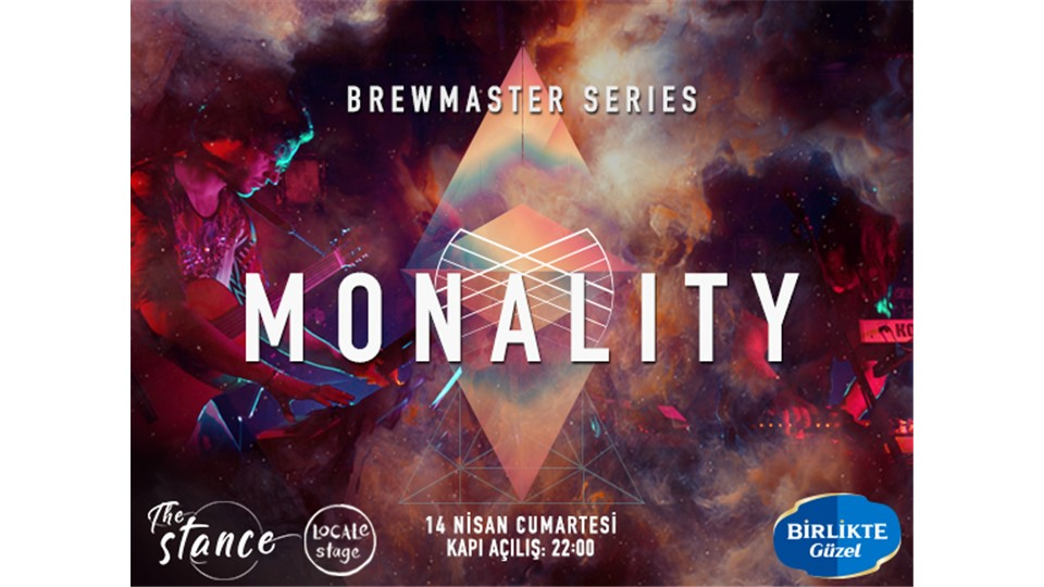 Brewmaster Series: Monality @Locale Stage