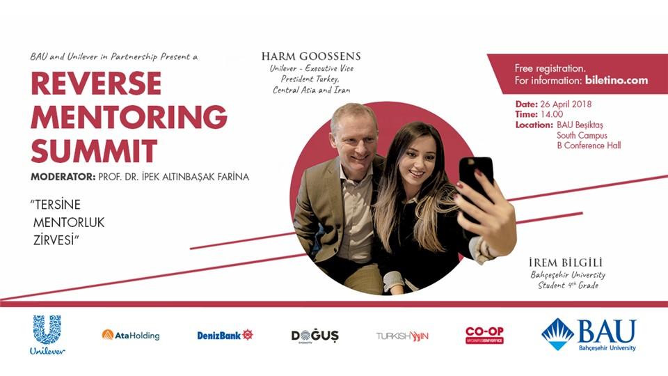 Reverse Mentoring Summit Presented by BAU & Unilever