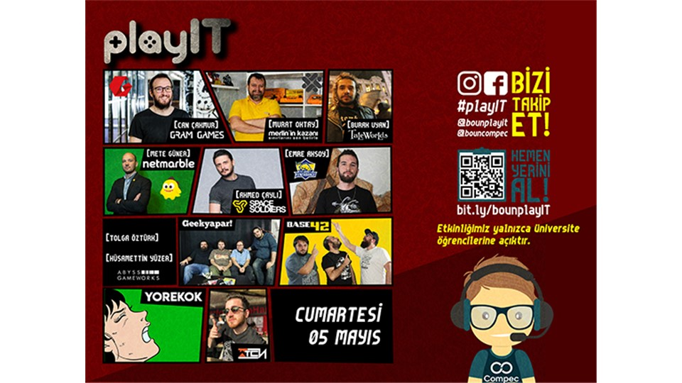 playIT - Dijital Oyun Zirvesi