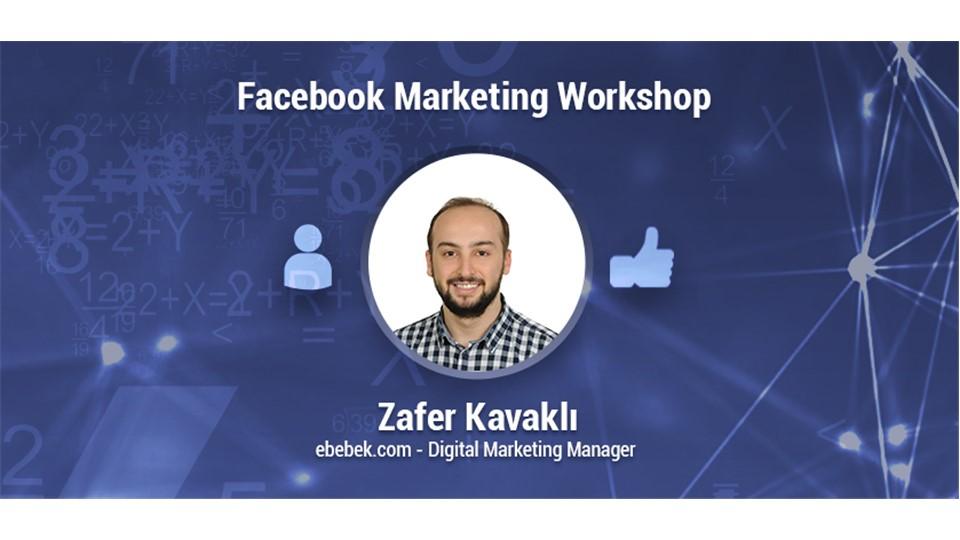 Facebook & Instagram Marketing Workshop 2 Gün 499 TL