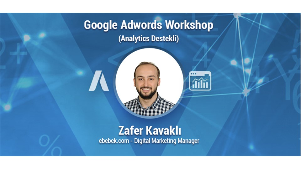 Google Adwords Workshop – %100 Uygulamalı 2 Gün 449 TL
