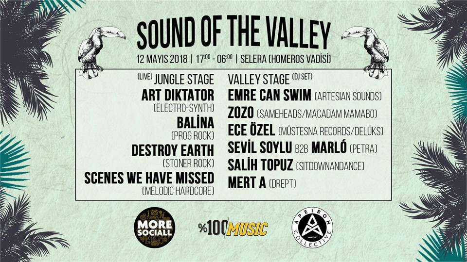 Sound Of The Valley