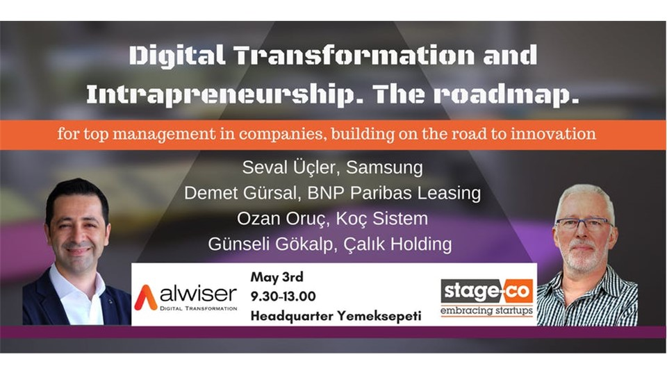 Digital Transformation and Intrapreneurship. The Roadmap