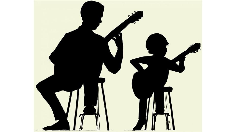 Gitar Çalmayı Öğreniyoruz