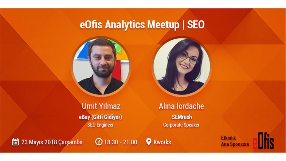 eOfis Analytics Meetup   SEO