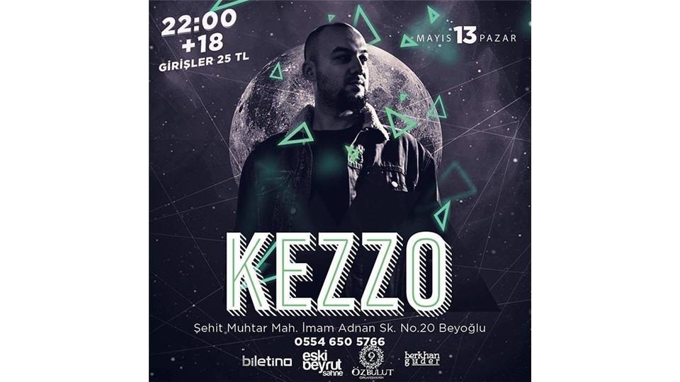 Kezzo Solo Konseri