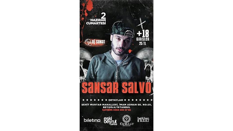 Sansar Salvo Solo Konseri