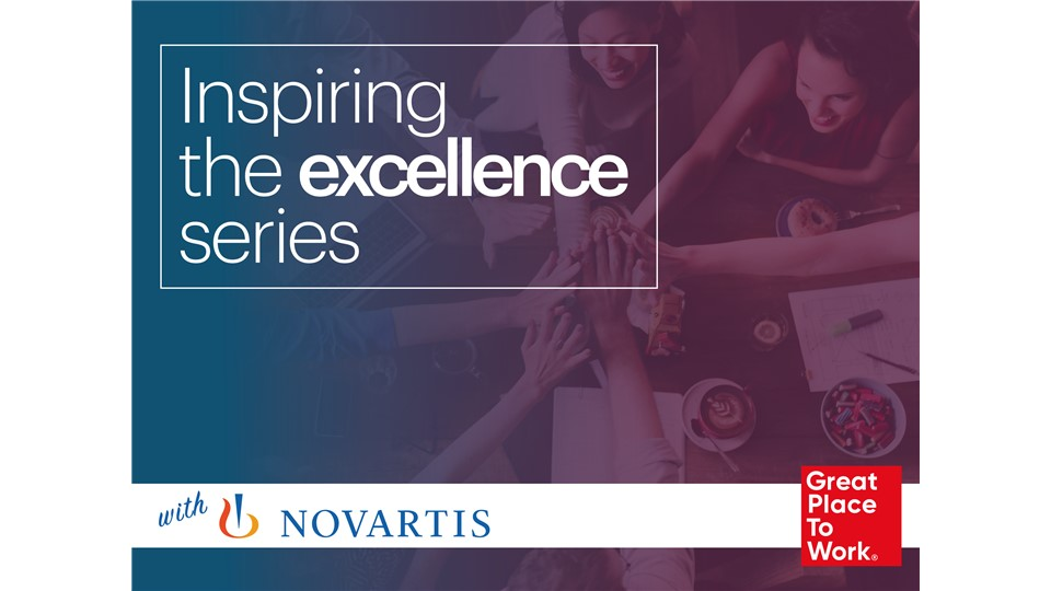 Inspiring The Excellence Series® With Novartis İlaç