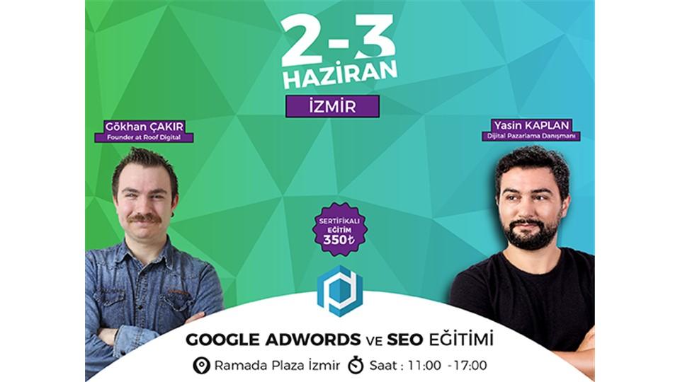 Google AdWords ve Seo Eğitimi [İZMİR]
