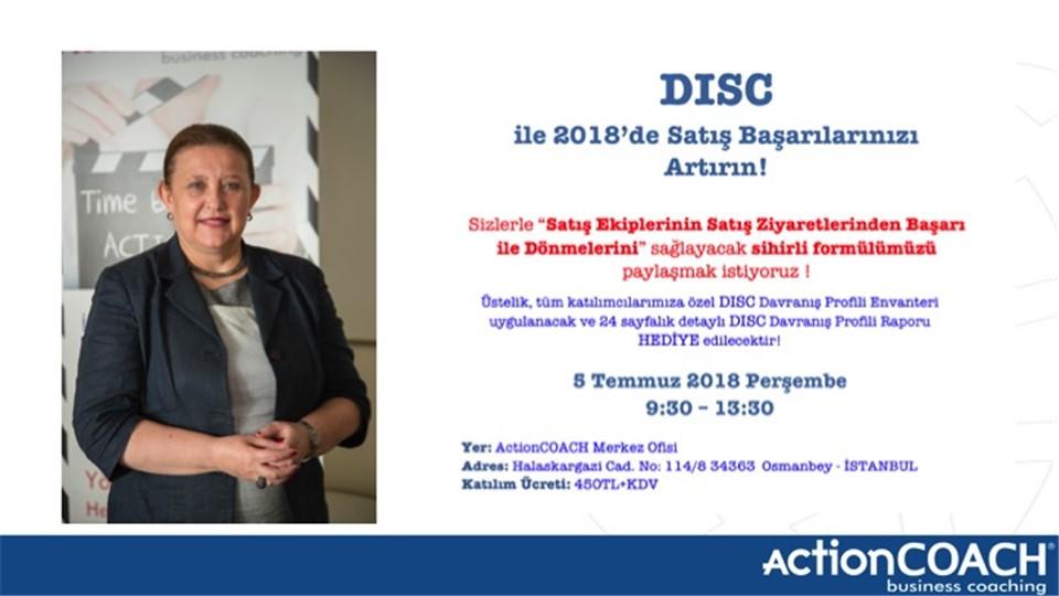 DISC ile Ezber Bozan Satış Teknikleri