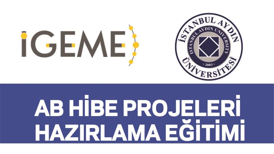 Avrupa Birliği Hibe Projeleri Hazırlama Eğitimi