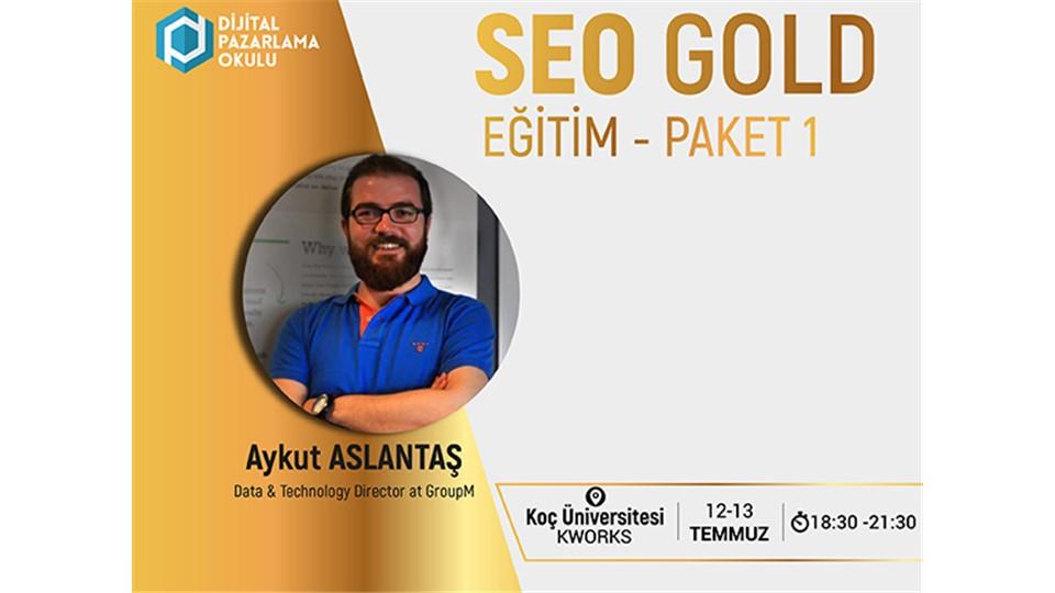 SEO Gold Paket 1 Eğitimi