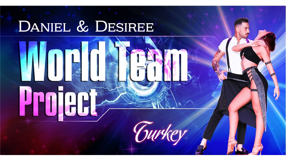 DanielyDesiree World Team Project