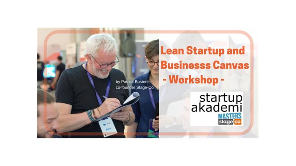 Plan A: Lean Startup Workshop By Patrick Bosteels