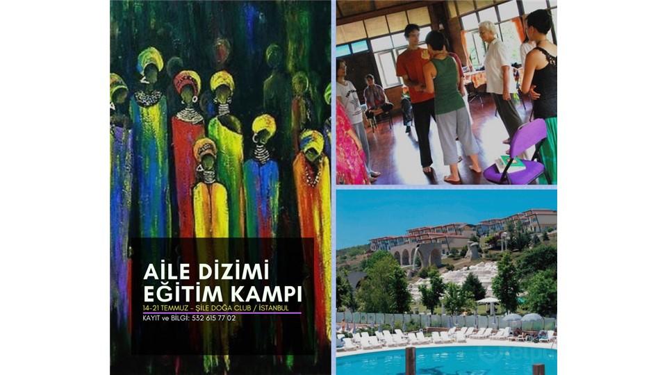 Aile Dizimi Kampı 14-21 Temmuz Doğa Tatil Kampı