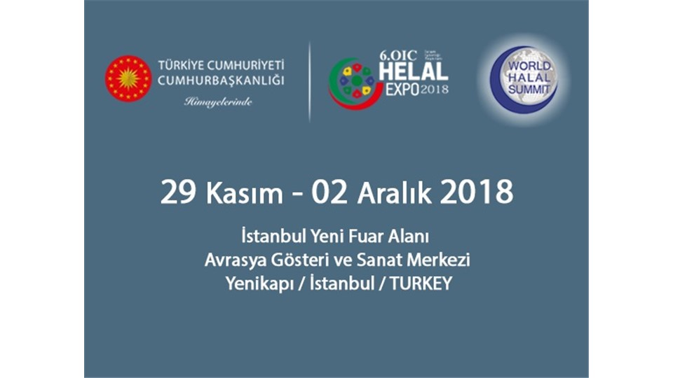 6th OIC Halal Expo 2018