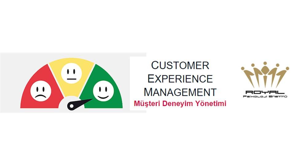 Müşteri Deneyimi Yönetimi