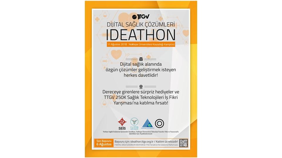 IDEATHON - Dijital Sağlık Çözümleri